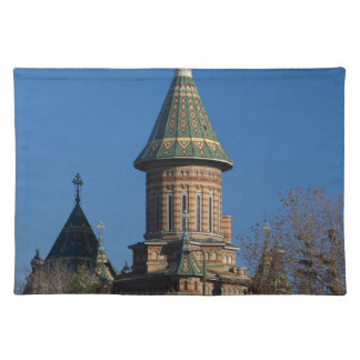 Mitropolitan Cathedral, Timisoara, Romania Placemat