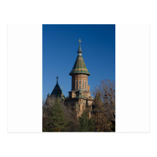 Mitropolitan Cathedral, Timisoara, Romania Postcard