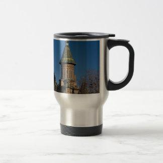 Mitropolitan Cathedral, Timisoara, Romania Travel Mug