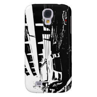 Mitsubishi EVO X Galaxy S4 Cases