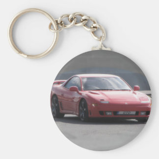 Mitsubishi GTO 3L Twin Turbo Key Ring