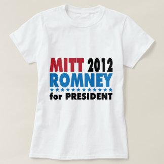 Mitt 2012 Romney for President.png T-Shirt