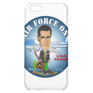 Mitt Fix It - Air Force One iPhone 5C Cases