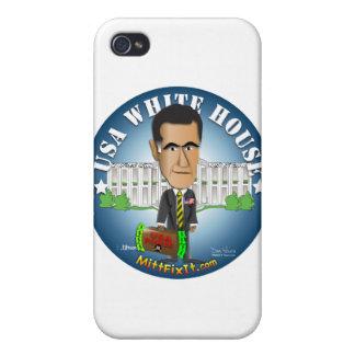 Mitt Fix It - White House iPhone 4/4S Cases