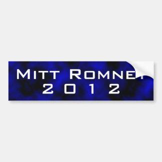 Mitt Romney 2012 Car Bumper Sticker