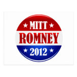 Mitt Romney 2012 Postcards