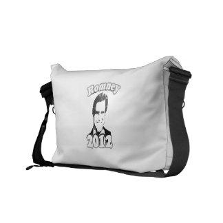Mitt Romney 2012 Retro Courier Bag