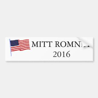 Mitt Romney 2016 Bumper Sticker