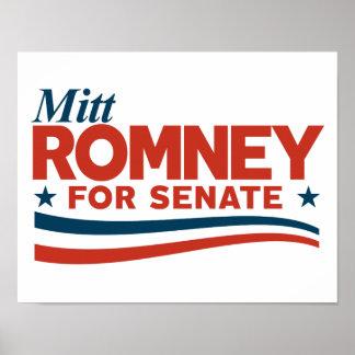 Mitt Romney 2018 Poster