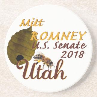 Mitt ROMNEY 2018 Senate Coaster