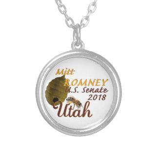 Mitt ROMNEY 2018 Senate Necklace