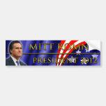 Mitt Romney for President 2012 Bumper Sticker