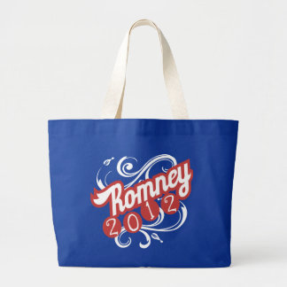 Mitt Romney for President - 2012 Election Gear Canvas Bags