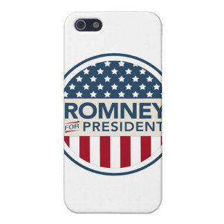 Mitt Romney For President 2012 Flag Style Covers For iPhone 5