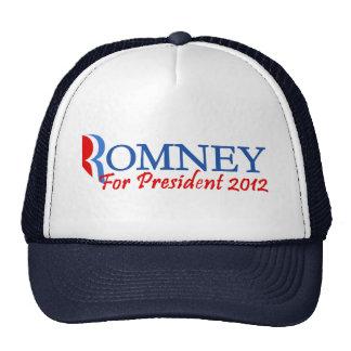 Mitt Romney For President 2012 Mesh Hats