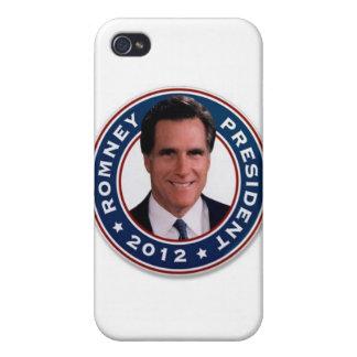 Mitt Romney for President 2012 Case For iPhone 4