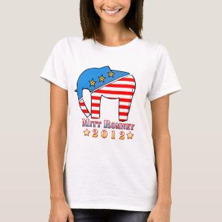 MITT ROMNEY FOR PRESIDENT 2012 T-Shirt