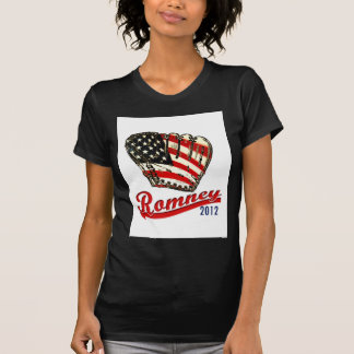 Mitt Romney for President 2012 Tee Shirts