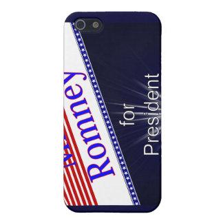Mitt Romney For President Explosion iPhone 5 Cover