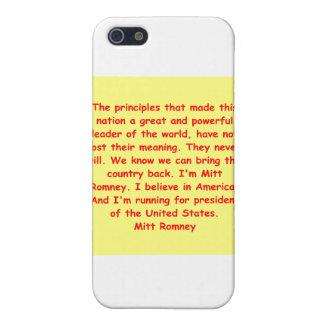 mitt romney for president iPhone 5 covers