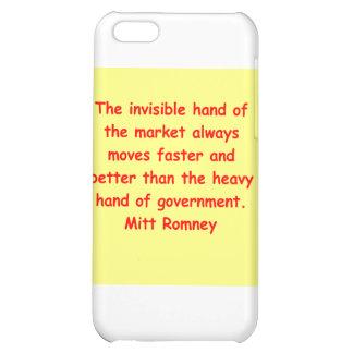mitt romney for president case for iPhone 5C