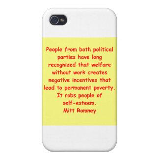 mitt romney for president iPhone 4/4S covers
