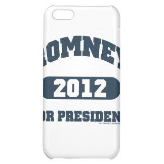 Mitt Romney for President iPhone 5C Covers