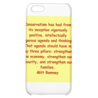 mitt romney for president iPhone 5C case