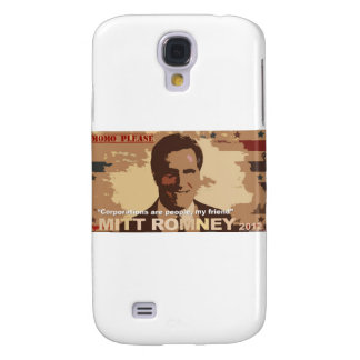 Mitt Romney For President NOT Galaxy S4 Cover