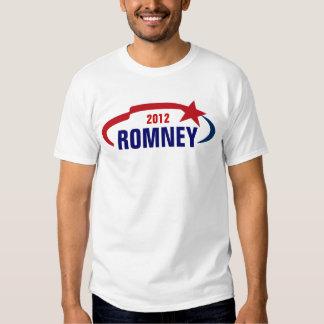 MITT ROMNEY FOR PRESIDENT T SHIRTS