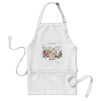 Mitt Romney In Therapy Funny Tees Cards Gifts Etc Standard Apron