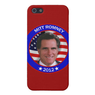 Mitt Romney iPhone 5/5S Cover