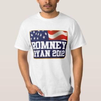 Mitt Romney Paul Ryan in 2012 T-shirts