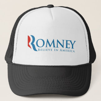 mitt romney president 2012 usa elections politics trucker hat