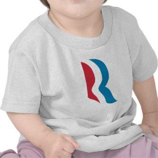 Mitt Romney R Logo President 2012 Shirt