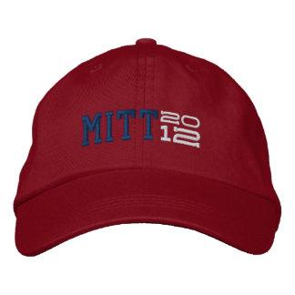 Mitt Romney Twenty Twelve 2012 Embroidered Hat