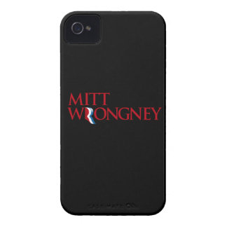 Mitt Wrongney iPhone 4 Cover