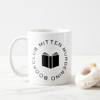 Mitten Murderino Bookclub Mug