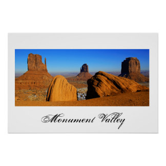 Mittens 2009 copy, Monument Valley Poster