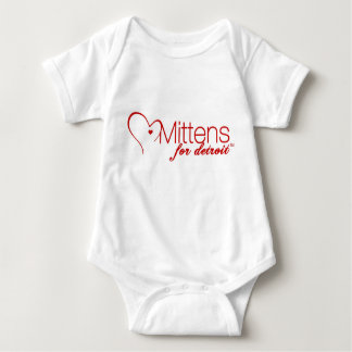 Mittens for Detroit Infant Creeper