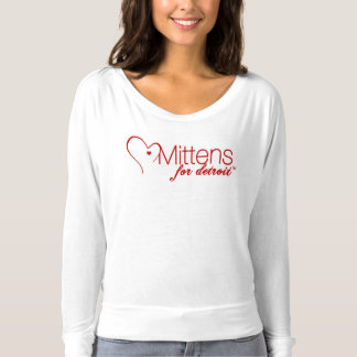 Mittens for Detroit Shirt
