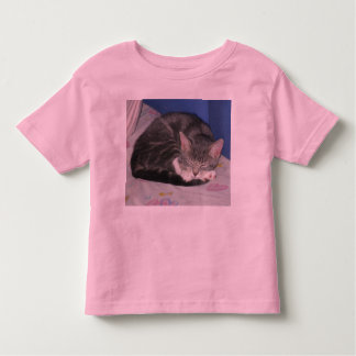 MIttens Kitten Sq Nap Shirt