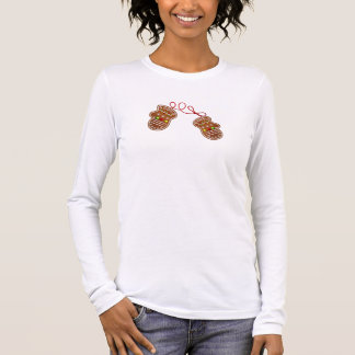 mittens long sleeve T-Shirt