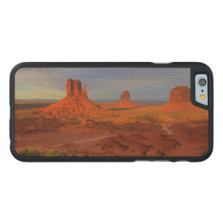 Mittens, Monument valley, AZ Carved Maple iPhone 6 Case