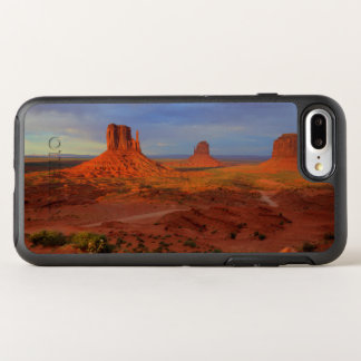 Mittens, Monument valley, AZ OtterBox Symmetry iPhone 8 Plus/7 Plus Case