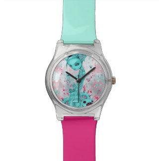 Mittens Wristwatch