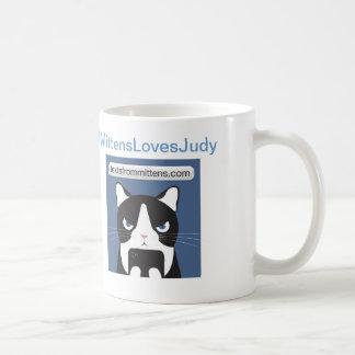 #MittensLovesJudy mug
