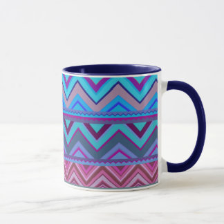 Mix #128 - Aztec Design Mug