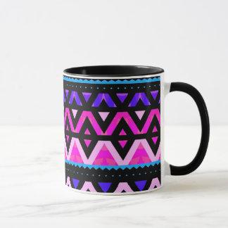 Mix #201 - Detail - Aztec Mug