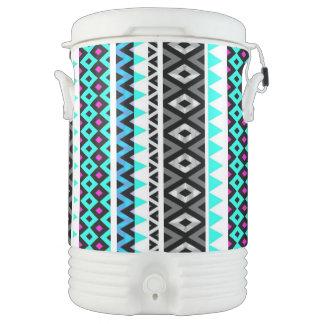 Mix #415 - Igloo Beverage Cooler, Five Gallon Cooler